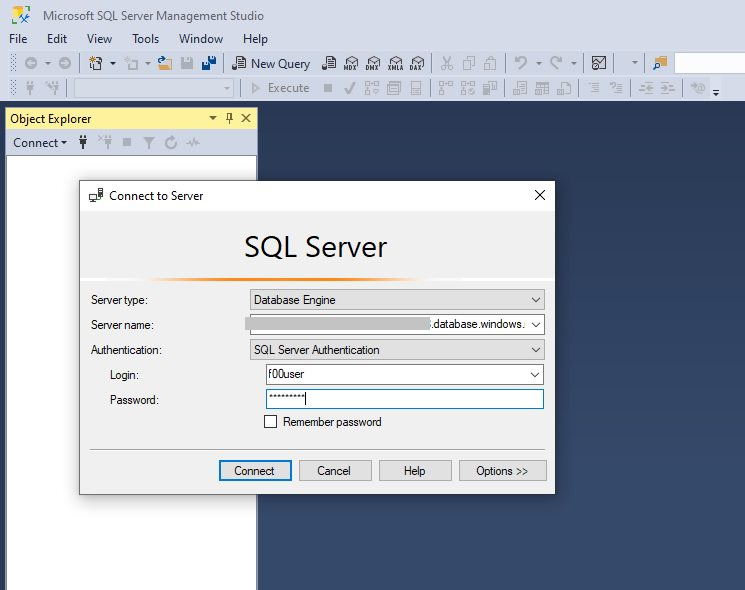 Connecting to Azure SQL Managed Instance using SSMS