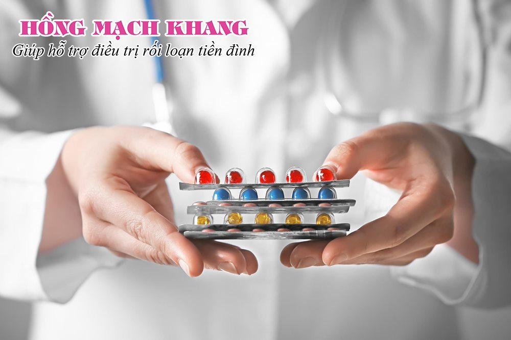 Rối loạn tiền đình uống thuốc gì? – Tổng hợp các thuốc thường dùng