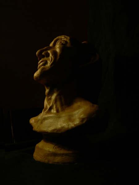 离上海前的雕塑 - 七格 - 七格福礼德
