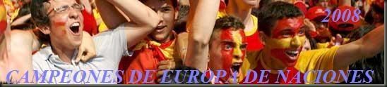Campeones de la Eurocopa de Naciones