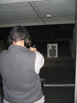 Shooting Range 005